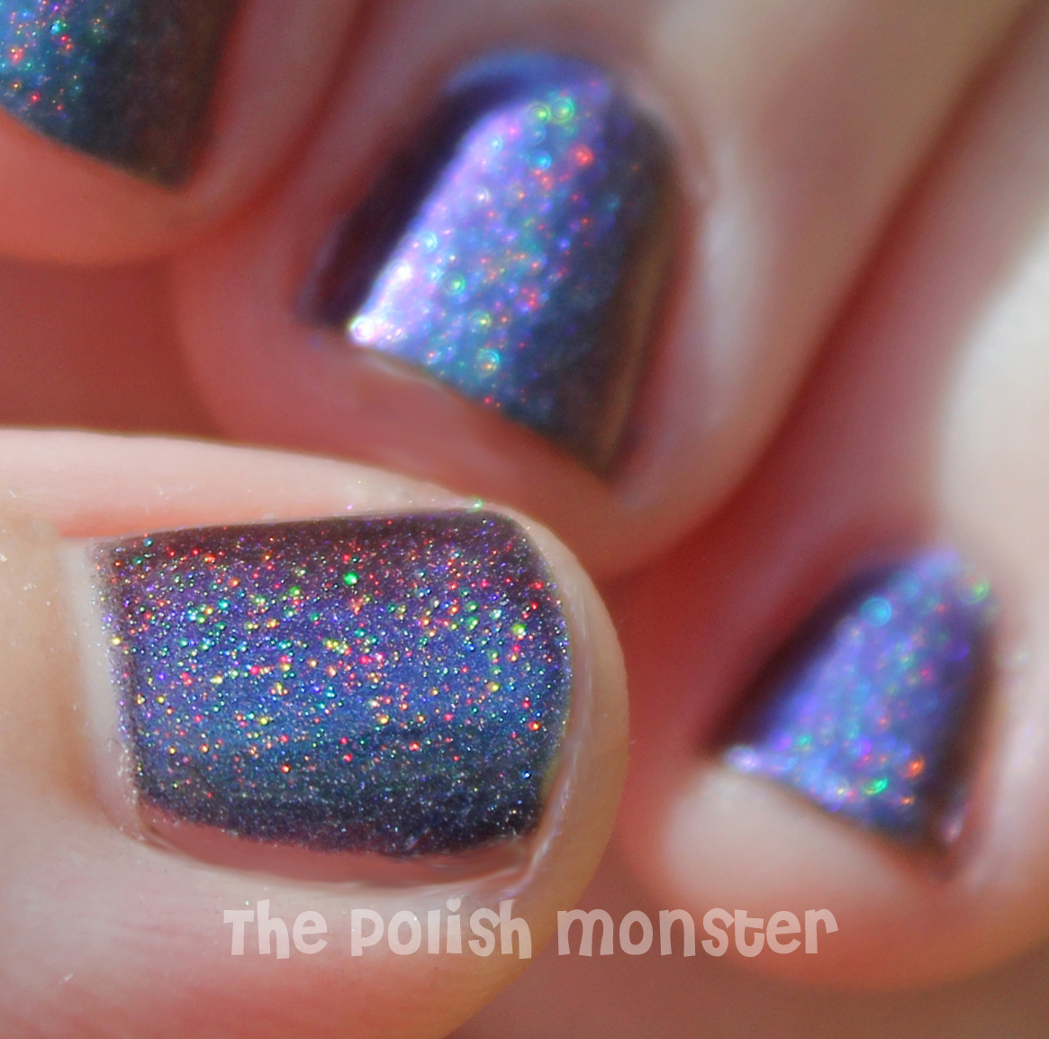 Try It On Tuesday: Enchanted Polish Across The Universe   Polish Monster