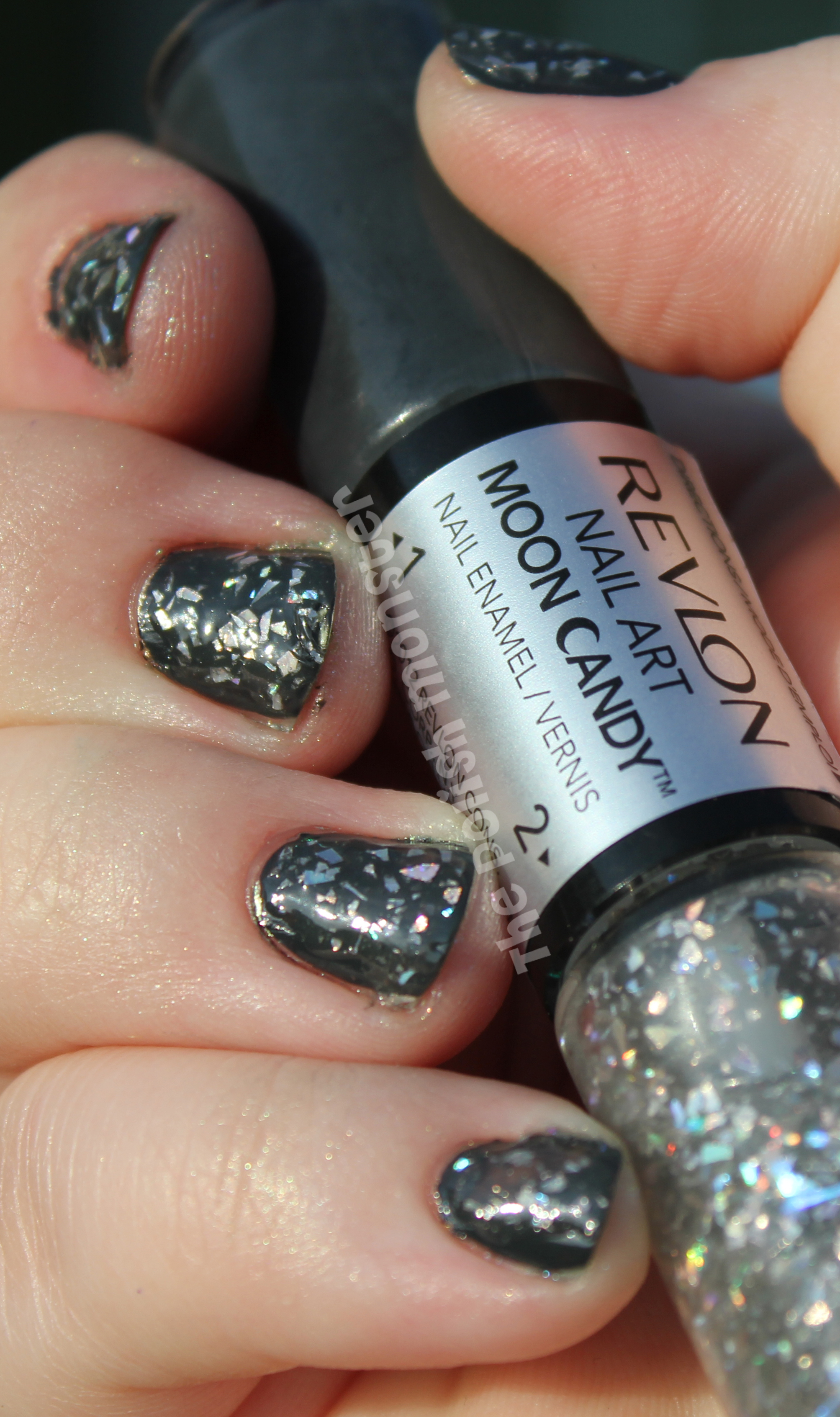 Flakie Friday- Revlon Moon Candy in Milky Way and Moondust ...
