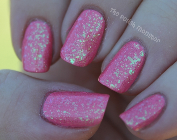 Tip Top Nails Popsicle and Passe Nati Sabrina Sato- Quero Amor