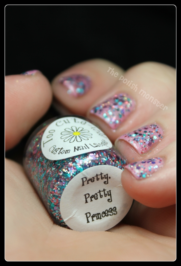 Too Cute-icle Pretty Pretty Princess