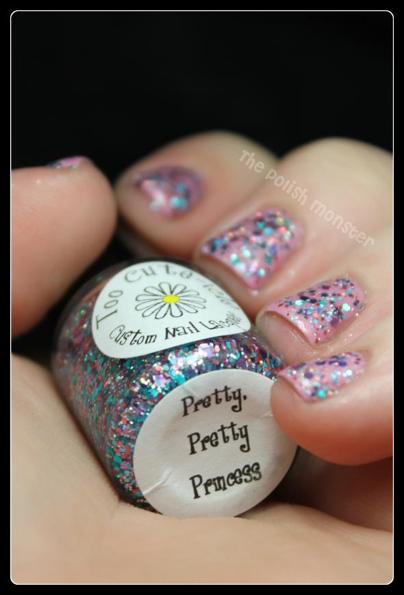 Too Cute-icle Pretty Pretty Princess